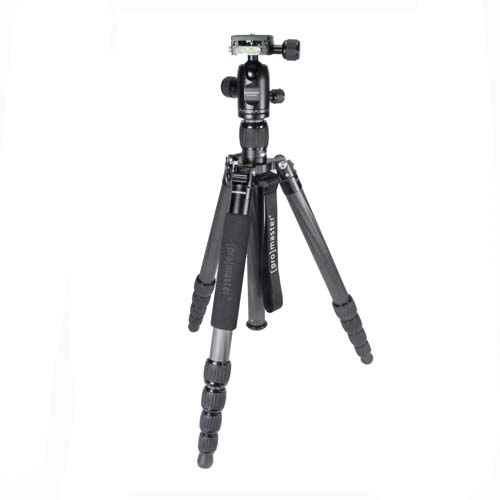 ProMaster Professional XC525C Carbon Tripod - Black #3480 Kit Sale - only $249.99 3480