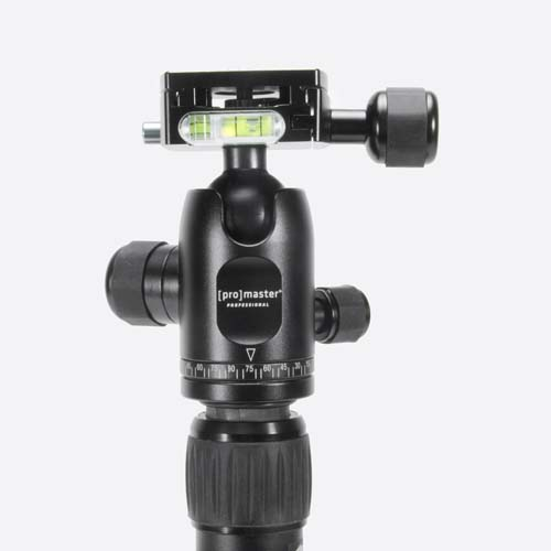 ProMaster Professional XC525C Carbon Tripod - Black #3480 Kit Sale - only $249.99 3480_7
