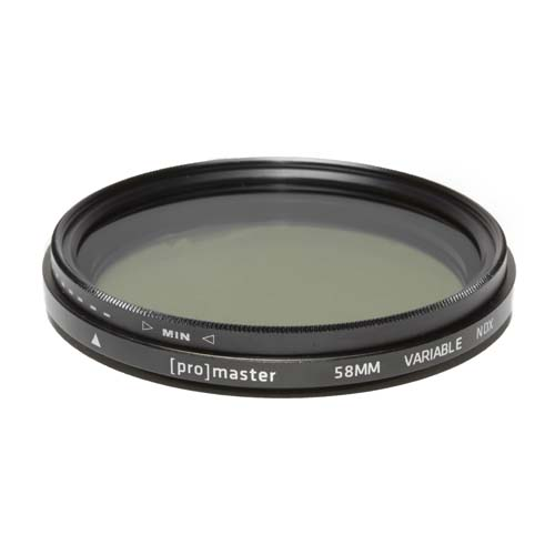 ProMaster Soft Grad HD filter 82mm ND4X